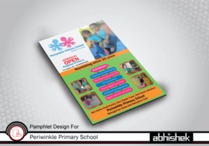 Create Professional Looking Pamphlets