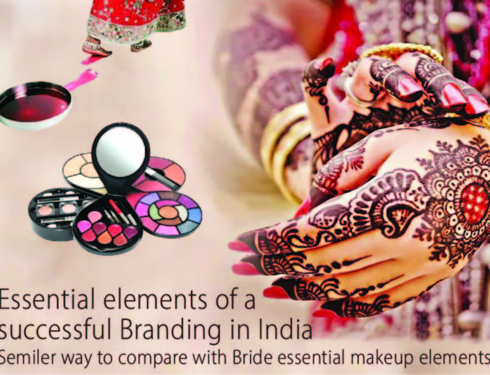 Essential elements of a successful Branding in India