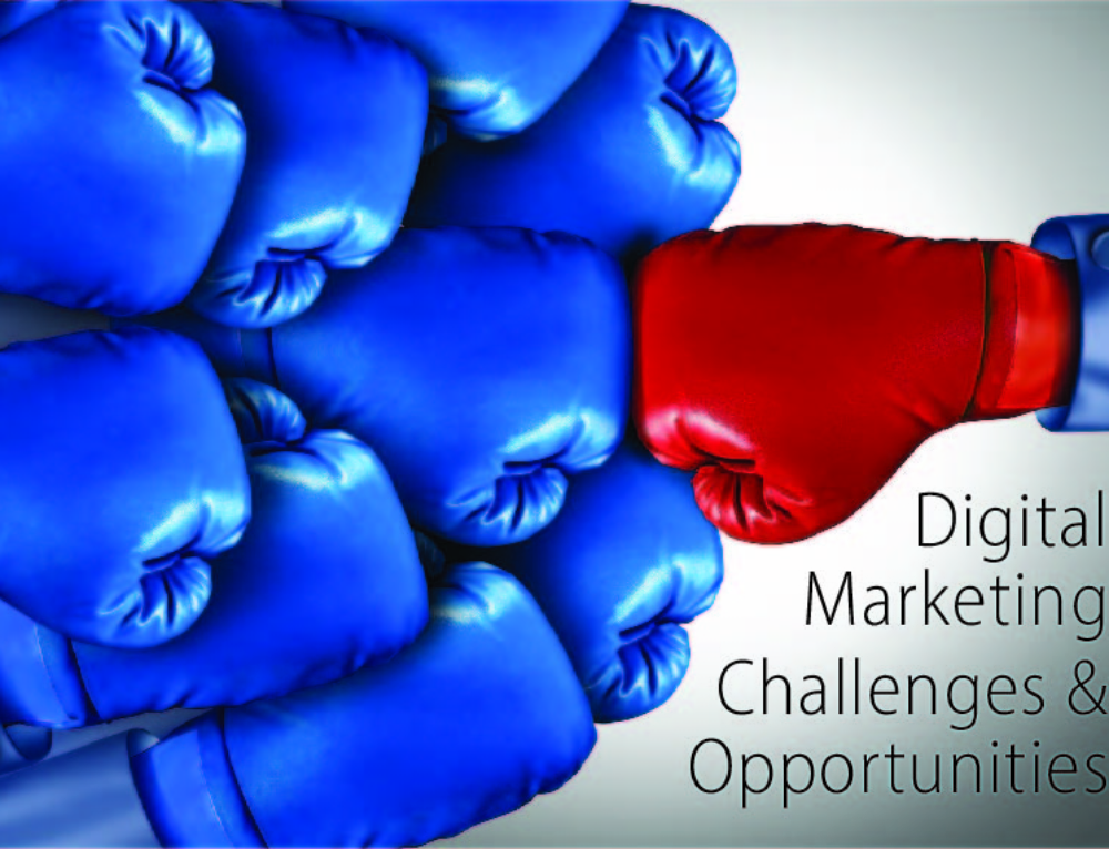 Digital Marketing Challenges and Opportunities