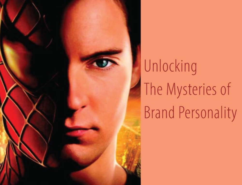 Unlocking the Secrets of Brand Personality