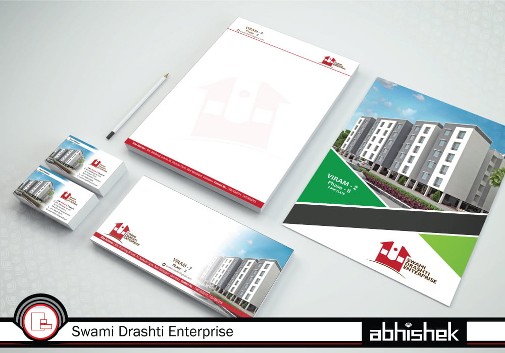 Stationery Design, out door design