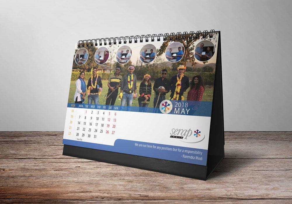 calendar design, logo design