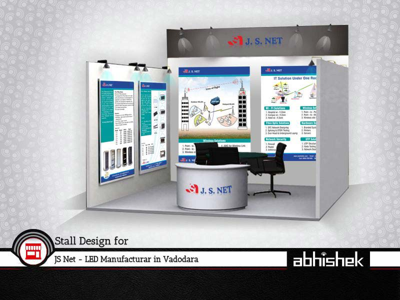 Exhibition Stand Rates : Exhibition stall design company