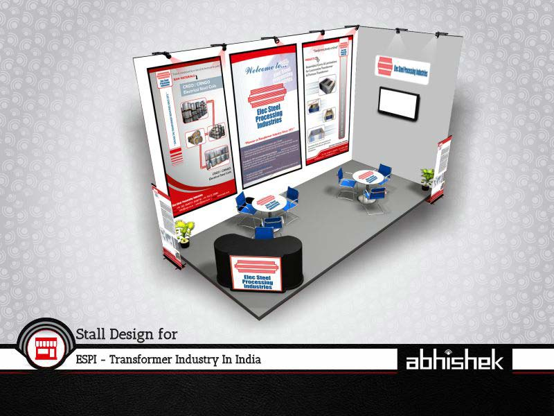 Exhibition Stall Design In Vadodara : Exhibition stall design company